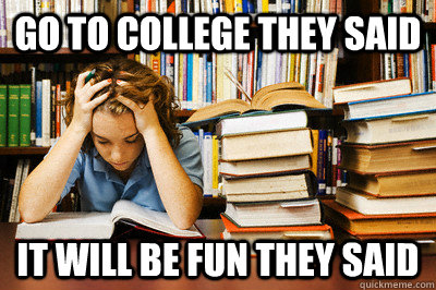 Top 10 (more like 15) Pieces of Advice for Students Going to College